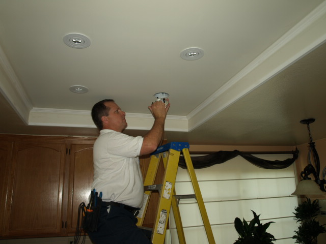 Lighting Simi Valley Recessed Lighting Installation