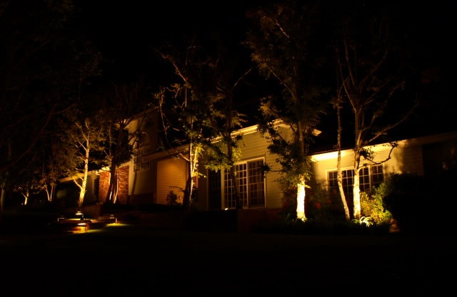 Lighting Simi Valley Dramatic Outdoor Lighting Lights